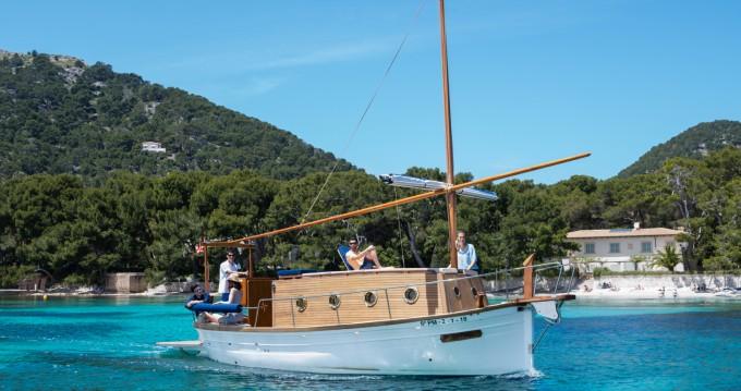 Location yacht à Puerto de Pollensa - vell mari vell mari sur SamBoat