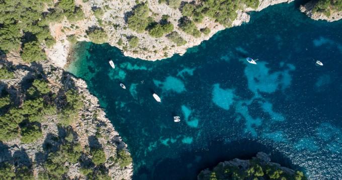 Louer Bateau à moteur avec ou sans skipper vell mari à Puerto de Pollensa