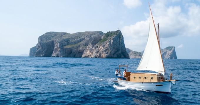 Location bateau Puerto de Pollensa pas cher vell mari