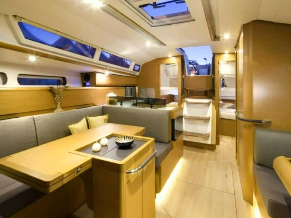 Verhuur Zeilboot in Paraty - Jeanneau Sun Odyssey 439