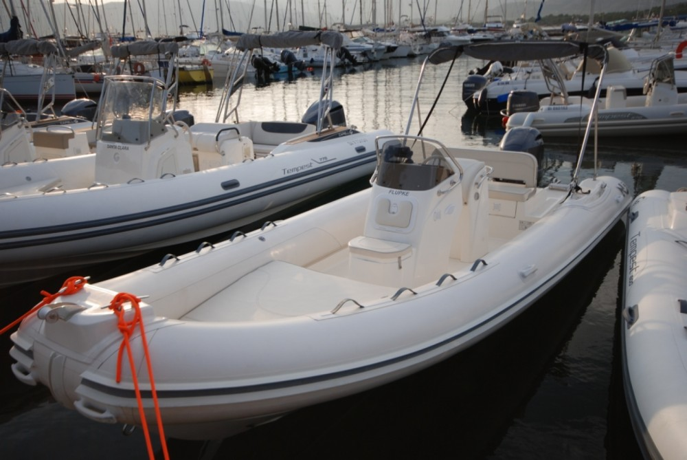 Hire RIB with or without skipper Nuova Jolly Cogolin