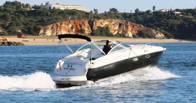 Louer Bateau à moteur avec ou sans skipper Monterey à Setúbal