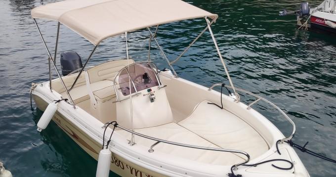 Louer Bateau à moteur avec ou sans skipper Ranieri à Mali Lošinj