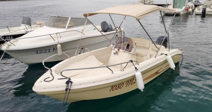 Louez un Ranieri Shark 17 à Mali Lošinj