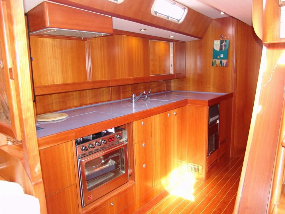 Verhuur Zeilboot in Villa Igea - Comar Comet 65s