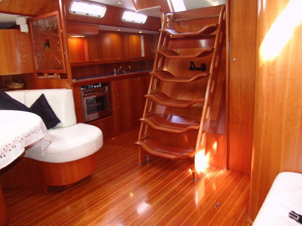 Verhuur Zeilboot Comar met vaarbewijs