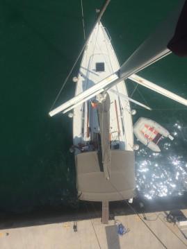 Location bateau Corfou pas cher Sun Odyssey 33i