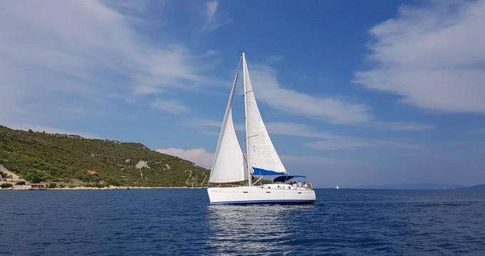 Location yacht à Vinišće - Bénéteau Oceanis 393 sur SamBoat