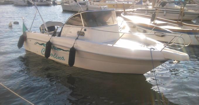 Location bateau Capelli Cap 23 WA à La Spezia sur Samboat