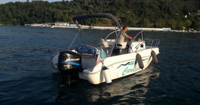 Capelli Cap 23 WA entre particuliers et professionnel à La Spezia