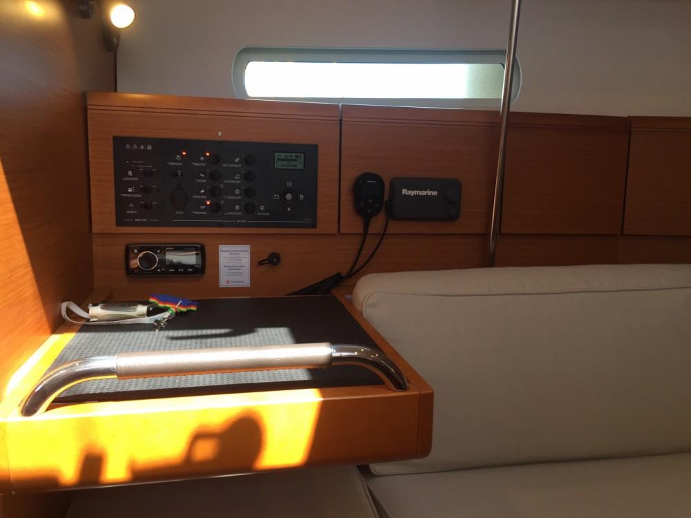 Jeanneau Sun Odyssey 389 entre particuliers et professionnel à Kalafationes