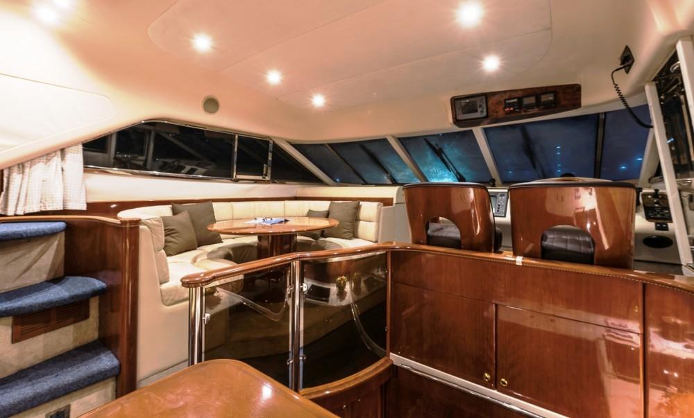 Verhuur Jacht in San Roque - Princess Princess 60 Fly