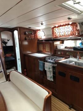 Location bateau Le Marin pas cher Oceanis 46.1