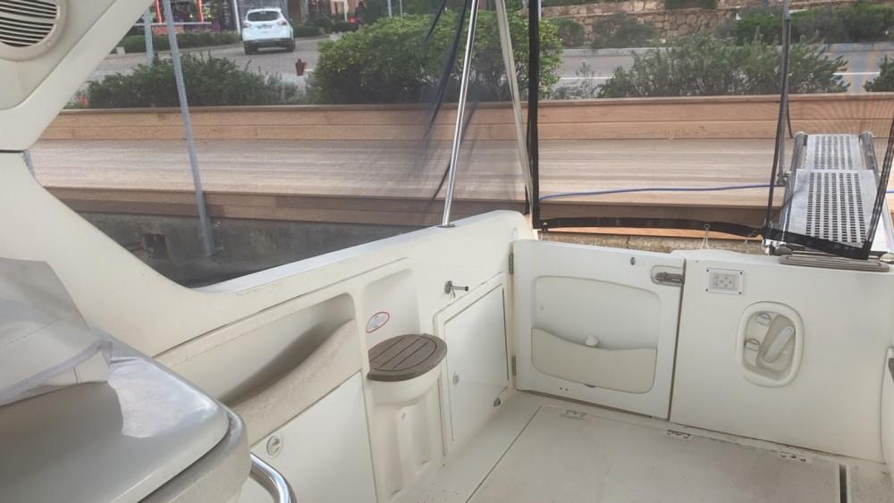 Boat rental Cranchi Smeraldo 37 in Porto-Vecchio on Samboat