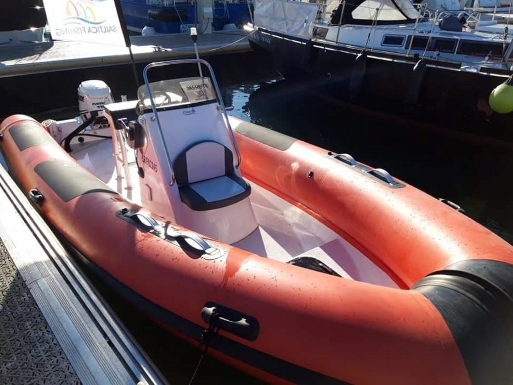 Verhuur Rubberboot in La Rochelle - Adrieti Semi-rigide