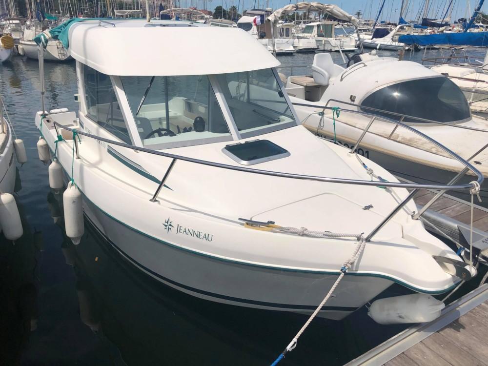 Location bateau Saint-Cyprien pas cher Merry Fisher 610 Cruiser