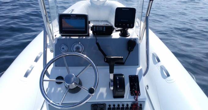 Louer Semi-rigide avec ou sans skipper Ab-Marine à Can Picafort