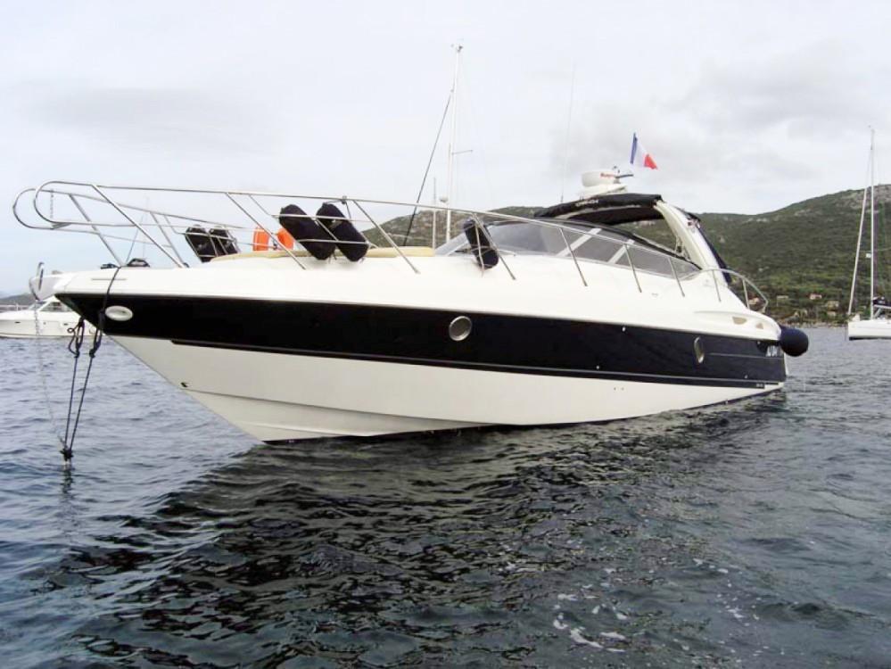 Rental yacht Sari-Solenzara - Cranchi Endurance 41 on SamBoat