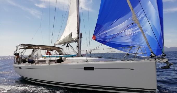 Louer Voilier avec ou sans skipper Hanse à Cannes