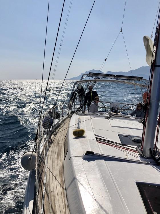 Bootverhuur Hanse 385 in Cannes via SamBoat