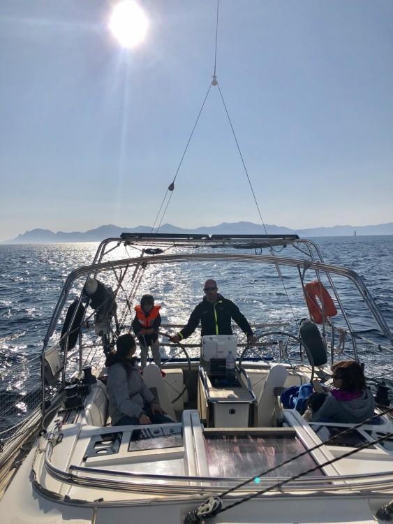 Huur Zeilboot met of zonder schipper Hanse in Cannes