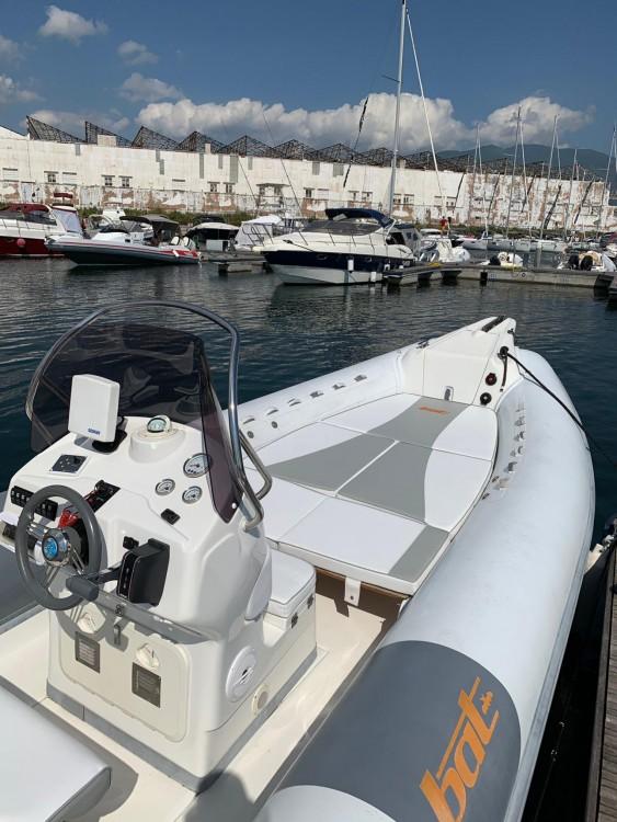 Verhuur Rubberboot in Castellammare di Stabia - Bat 745 artik