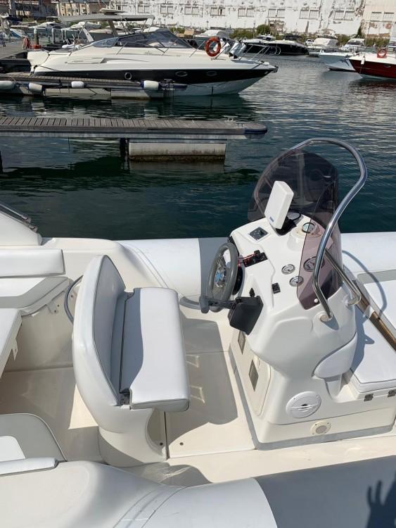 Huur Rubberboot met of zonder schipper Bat in Castellammare di Stabia