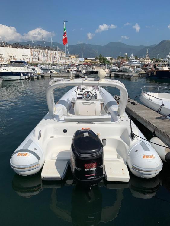 Rubberboot te huur in Castellammare di Stabia voor de beste prijs