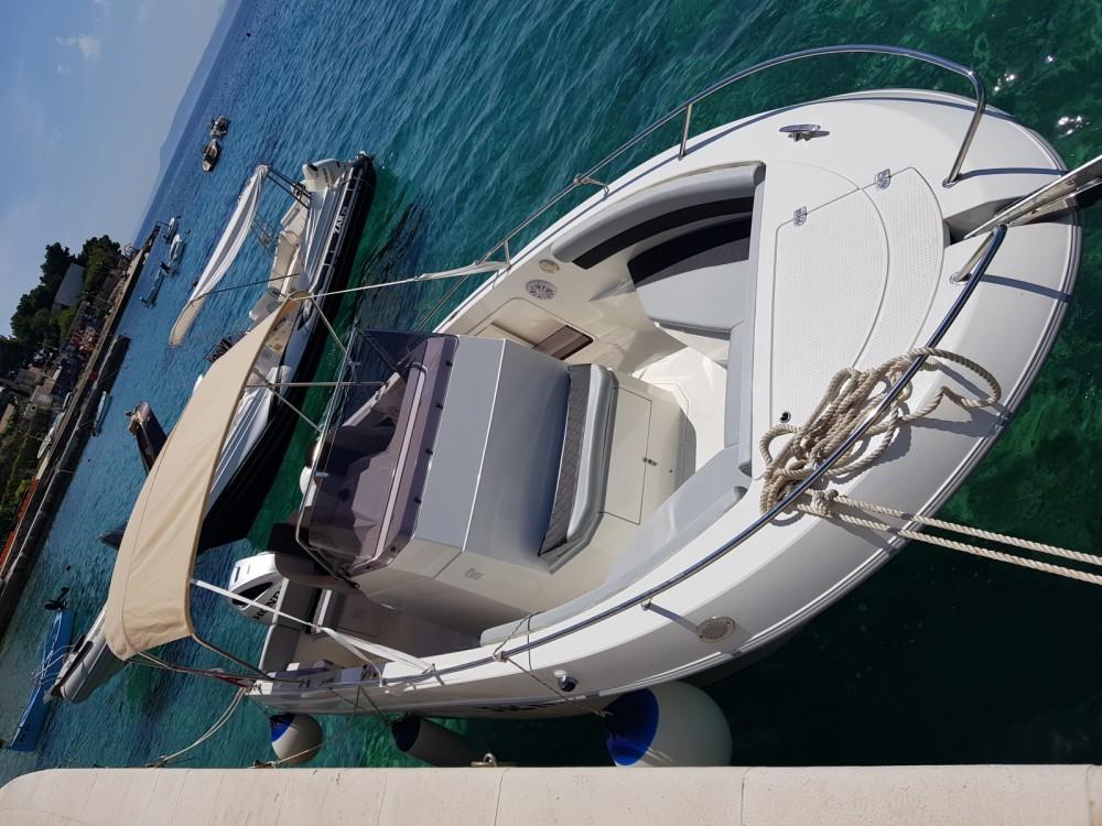 Rental Motor boat in Brela - Atlantic marine 750