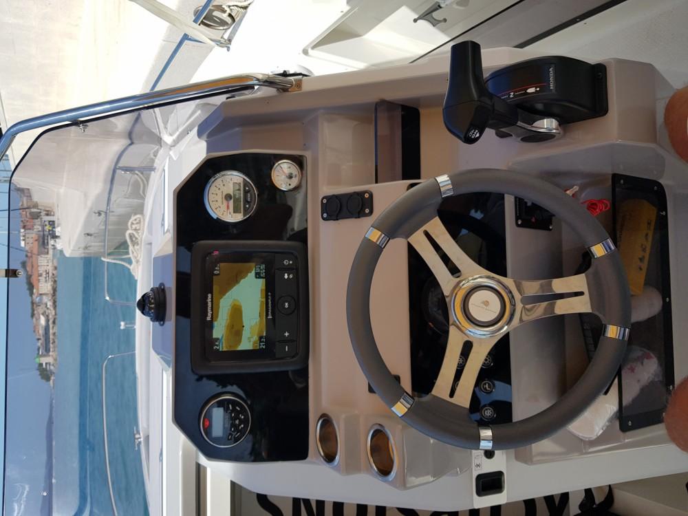 Rental yacht Brela - Atlantic marine 750 on SamBoat