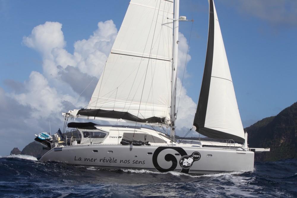 Verhuur Catamaran in Papeete - Nautitech 475