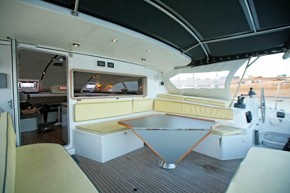 Bootverhuur Nautitech 475 in Papeete via SamBoat