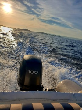 Louer Semi-rigide avec ou sans skipper Zodiac à Pointe-Rouge