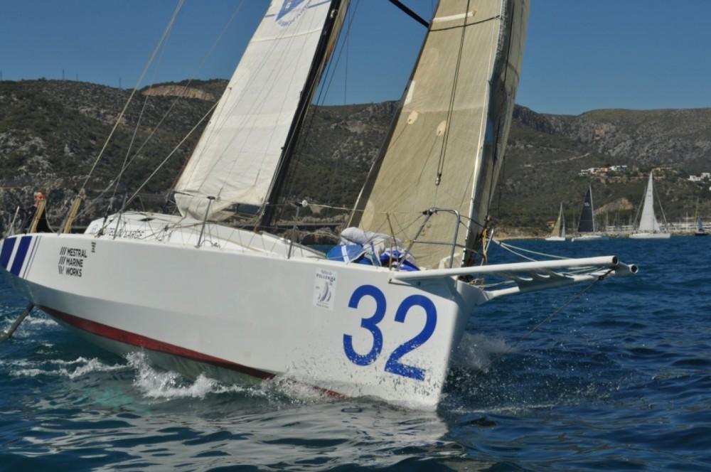 Verhuur Zeilboot in Barcelona - lnm40 Classe 40 nº32
