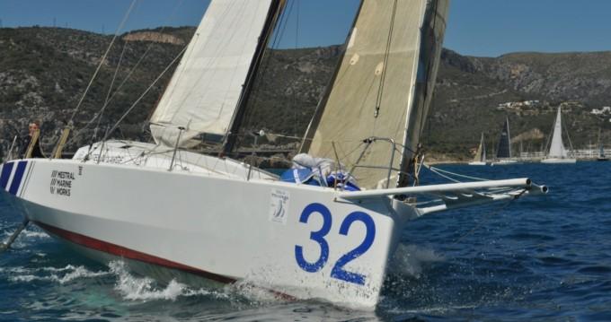 Louer Voilier avec ou sans skipper lnm40 à Barcelone