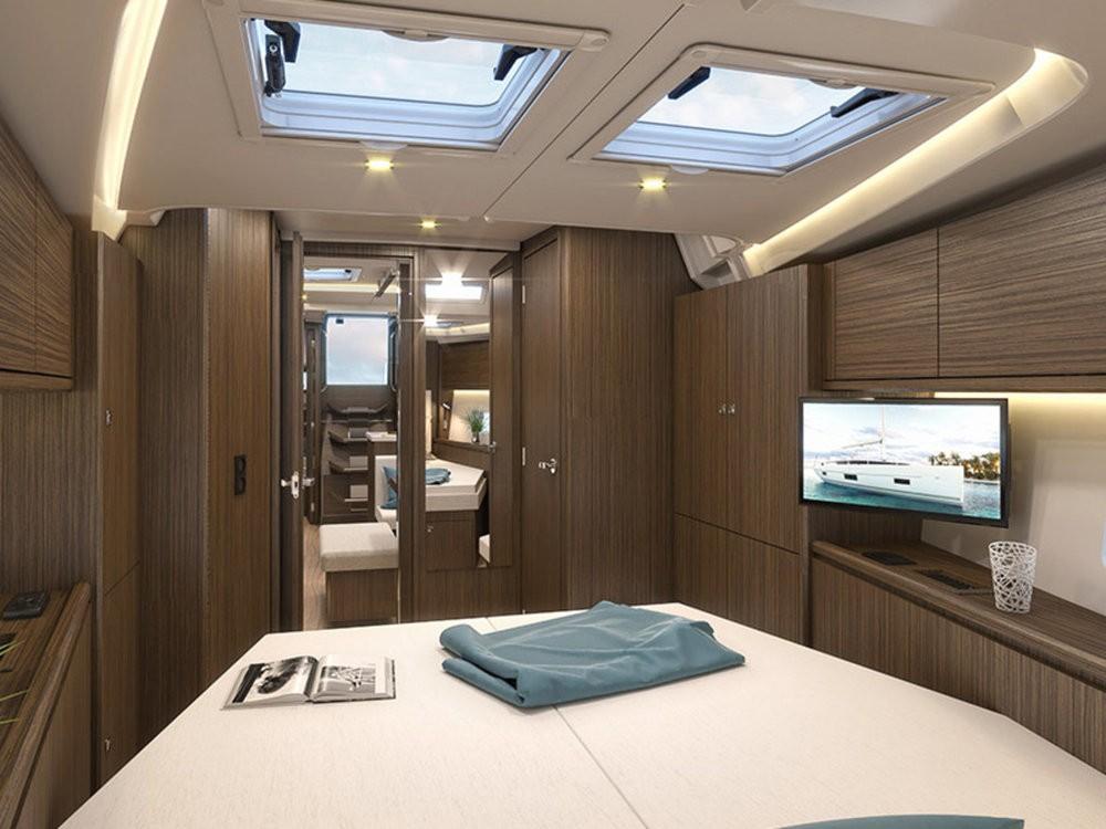 Verhuur Zeilboot in Kroatië - Bavaria Bavaria C45 Style