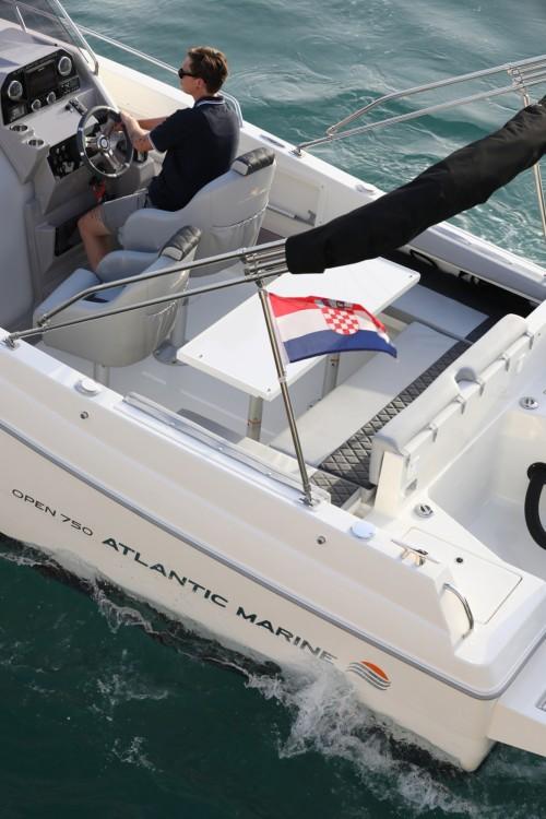 Louez un Atlantic atlantic 750 à Trogir