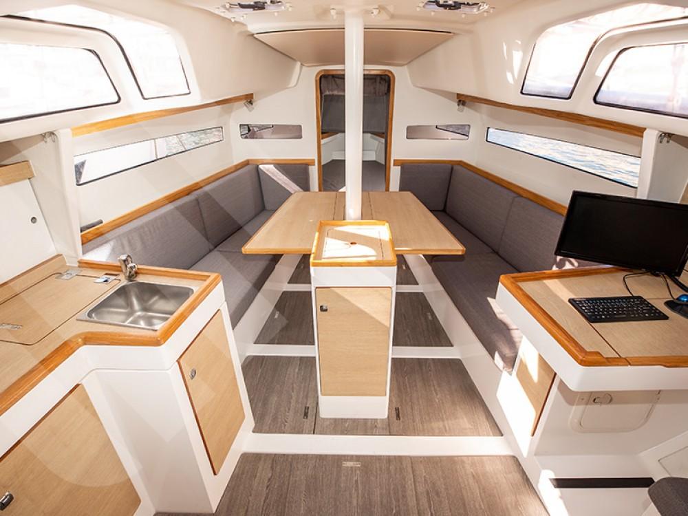 Rental yacht Marseille -  Ofcet 32 sc on SamBoat