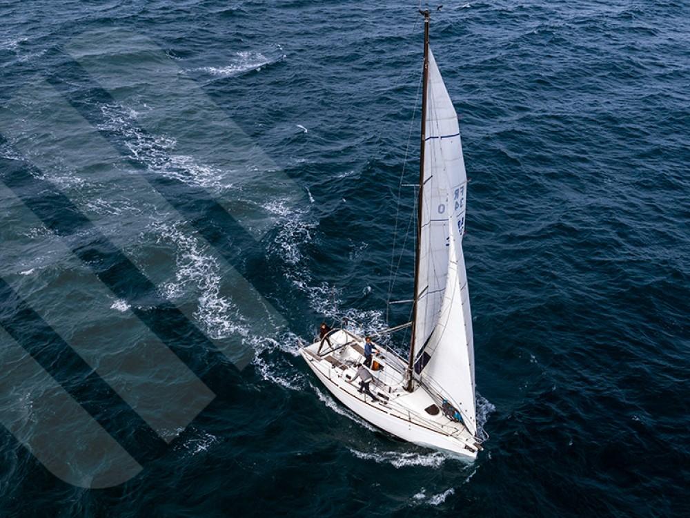 Rental Sailboat in Marseille - Bénéteau First 34.7