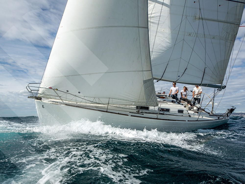 Boat rental Marseille cheap First 34.7