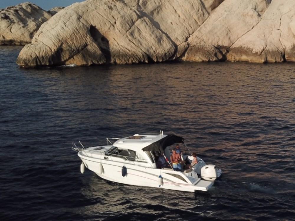 Location yacht à Marseille - Bénéteau Antares 8 OB sur SamBoat
