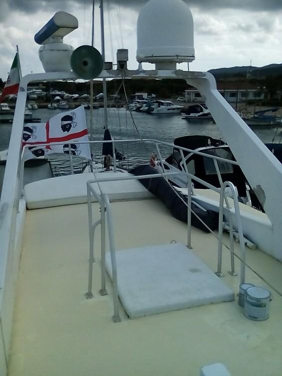Location bateau Sant'Antioco pas cher Super Saturno