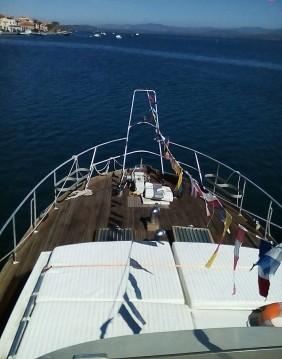Location yacht à Sant'Antioco - Cantieri Di Pisa Super Saturno sur SamBoat