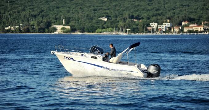 Louer Bateau à moteur avec ou sans skipper Elan à Malinska-Dubašnica