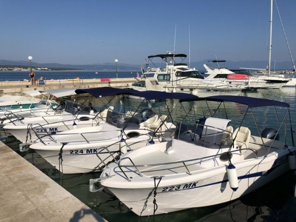 Location bateau Elan Elan 600 Cabine à Malinska sur Samboat