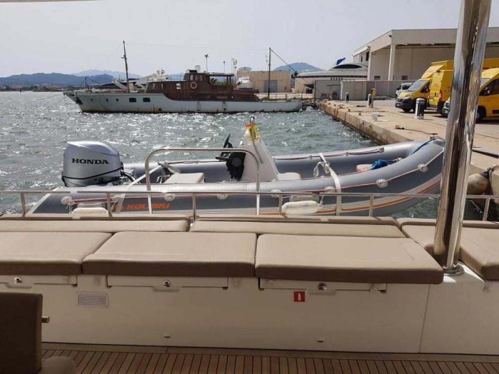 Huur Catamaran met of zonder schipper Lagoon in Olbia