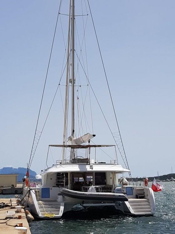 Bootverhuur Olbia goedkoop Lagoon 560