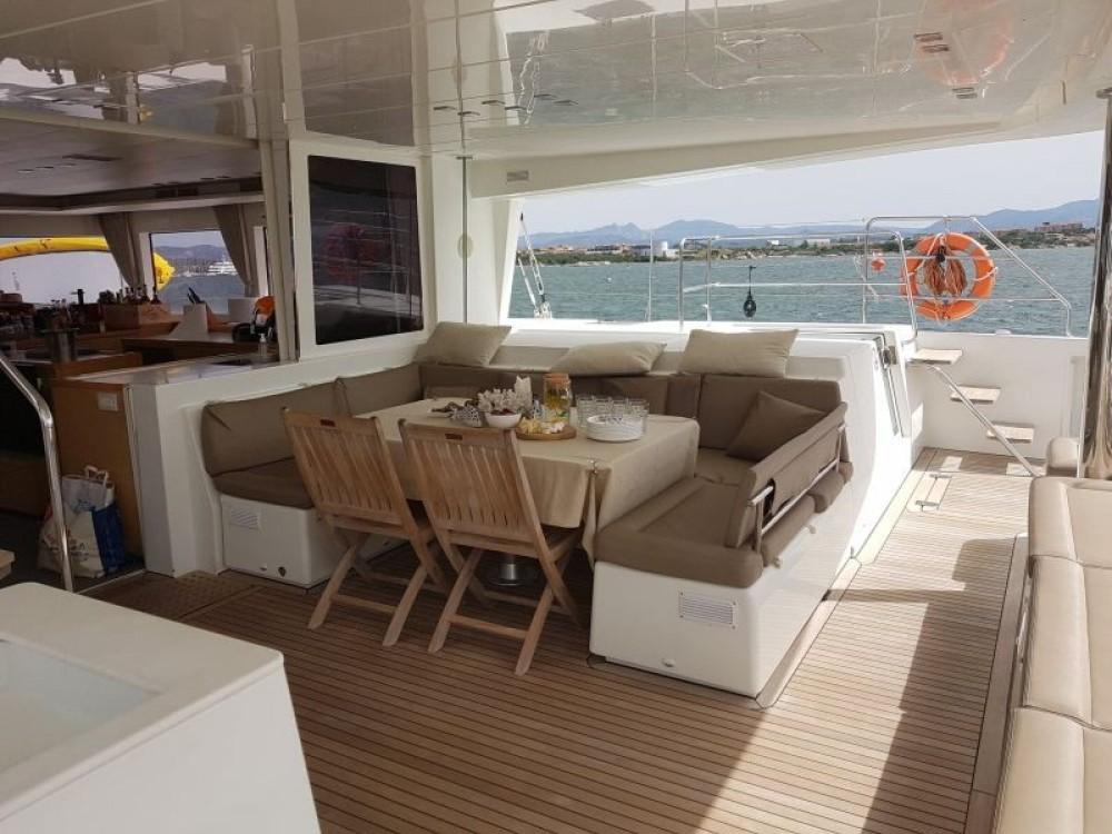 Catamaran te huur in Olbia voor de beste prijs