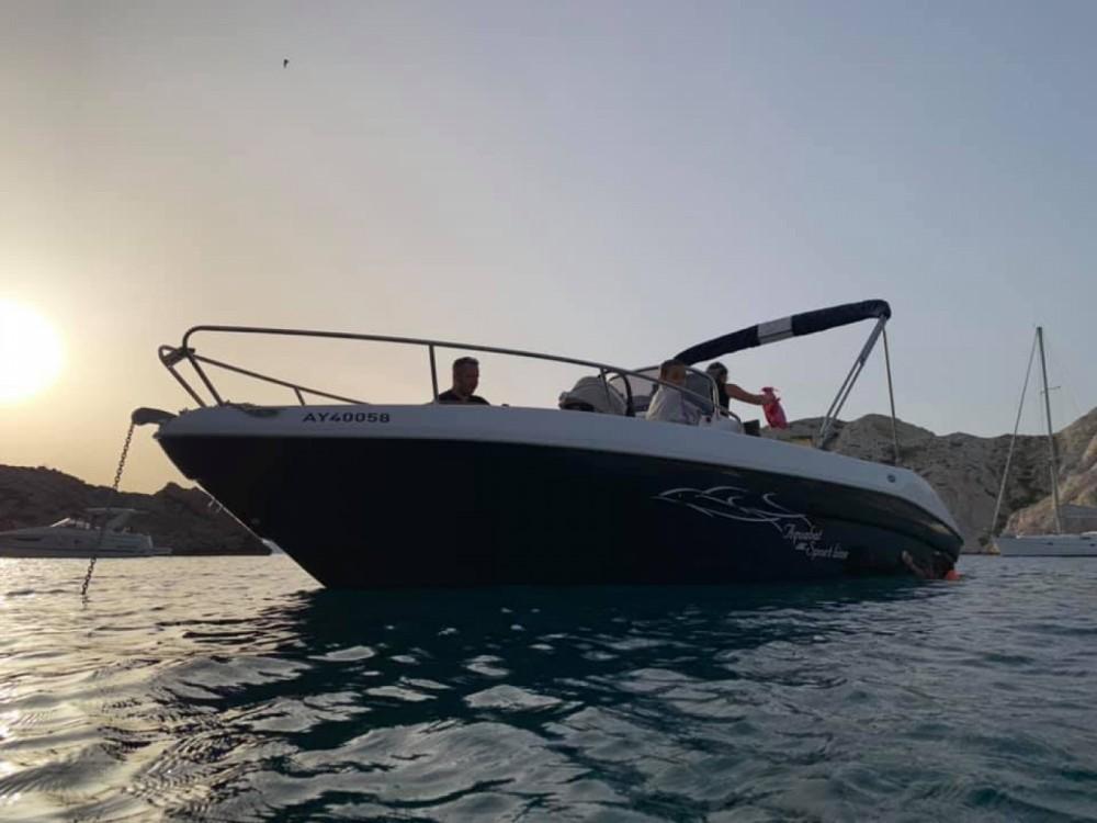 Louez un Aquabat sport line 615 open à Marseille