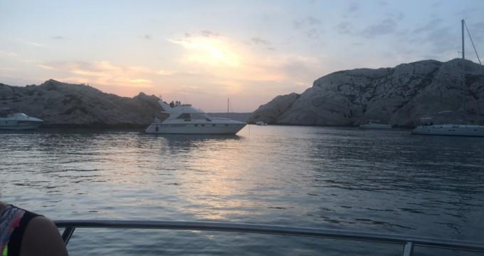 Aquabat sport line 615 open entre particuliers et professionnel à Marseille